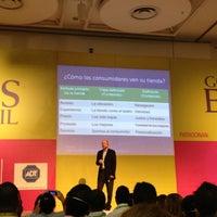 Photo taken at Centro Convenciones Hotel Las Américas by Cinthia Mangarita on 11/1/2012