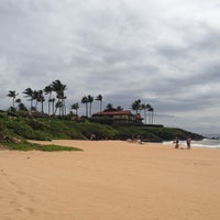 Photo taken at Wailea Beach by Mindy S. on 5/12/2013