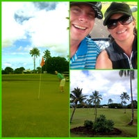 Photo taken at Hilo Municipal Golf Course by Starla C. on 7/27/2013