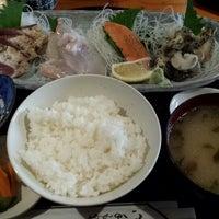 Photo taken at 大みか次郎長 by スーパーテネレ (. on 1/8/2014