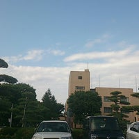 Photo taken at Misawa City Hall by ryopapa(^.^) on 7/9/2013