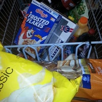 Photo taken at Kroger by Diva's Palace R. on 3/3/2013