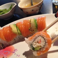 Photo taken at Tokyo Sushi & Bar by Monse S. on 11/1/2013