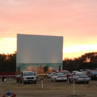 Photo taken at Galaxy Drive In Theatre by Brandon G. on 6/16/2013