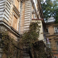 Photo taken at Одесский дворик by Ольга И. on 11/5/2012