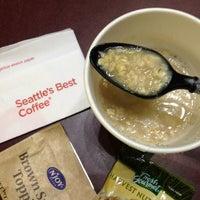 Photo taken at Seattle's Best Coffee by David W. on 10/21/2012