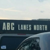 Photo taken at ABC North Lanes by Eric M. on 4/25/2016