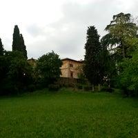Photo taken at Villa di Rusciano by Arianna on 4/25/2014