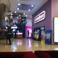 Photo taken at Cinemaximum by Emre İ. on 2/22/2013
