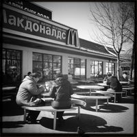 Photo taken at McDonald's by Alexander Z. on 4/13/2013