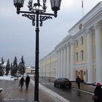 Снимок сделан в Администрация Нижнего Новгорода пользователем Юрий Б. 1/8/2013