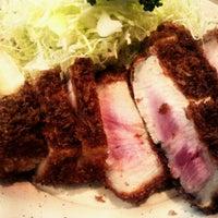 Photo prise au Tonkatsu Maruichi par Suzuki Y. le11/24/2012
