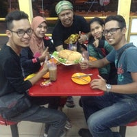 Photo taken at Dewan Serbaguna Bukit Gedong by Zul's Burger Penang on 6/17/2015