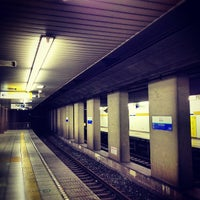 Photo taken at Shin-Sakuradai Station by Masato A. on 10/14/2012