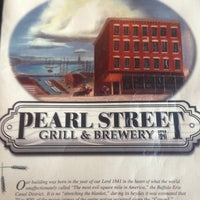 Photo taken at Pearl Street Grill & Brewery by Becca K. on 6/2/2013