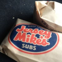 Photo taken at Jersey Mike's Subs by BLISS on 7/9/2013