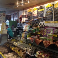 Photo taken at Chesapeake Bagel Bakery by BLISS on 1/6/2014