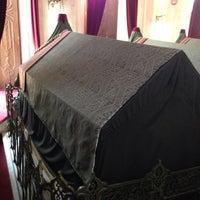 Photo taken at Sultan II. Abdülhamid Han Türbesi by İshak B. on 9/6/2013