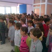 Photo taken at Konyaaltı İlkoğretim Okulu by Burak P. on 4/19/2013