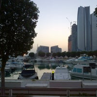 Photo taken at The Yacht Club نادي اليخوت by Wendy A. on 4/2/2013