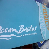 Photo taken at Ocean Basket by Wendy A. on 1/17/2013