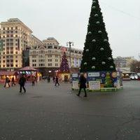 Снимок сделан в Площадь Революции пользователем Серëжка К. 12/7/2012