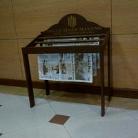 Photo taken at Hotel Delta Sinar Mayang by Basid D. on 10/17/2012