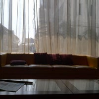 Photo taken at Hotel Delta Sinar Mayang by Basid D. on 10/22/2012