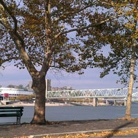 Photo taken at George Rogers Clark Park by Lynda P. on 10/23/2012