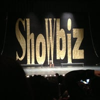 Photo taken at Warren Performing Arts Center by Sarah S. on 2/17/2013