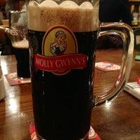 Снимок сделан в Молли Гвиннз Паб / Molly Gwynn's Pub пользователем Юля А. 3/5/2013