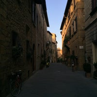 Photo taken at Pienza by Nihan O. on 7/20/2017