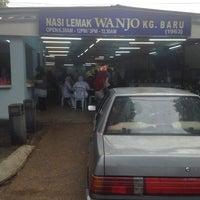 Photo taken at Nasi Lemak Mak Wanjor by Soufiz_86 on 4/22/2017