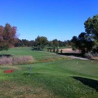 Photo taken at Antelope Greens Golf Course by Sara J. on 10/7/2012