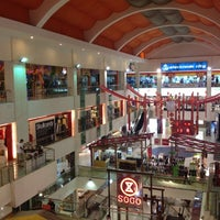 Photo taken at Centro Department Store by Ksana on 2/5/2013
