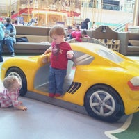 Photo taken at Oak Park Mall Play Area by Sabrina Z. on 2/14/2013