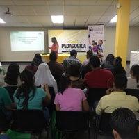 Photo taken at Universidad Pedagógica de El Salvador by Jose Angel C. on 9/23/2016
