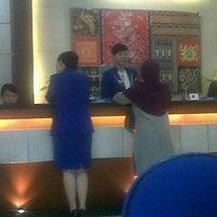 Photo taken at Bank BRI by Bambang P. on 7/25/2013