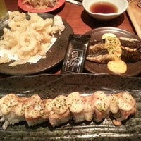 Photo taken at Sushi Tei by Syiffa L. on 2/21/2013