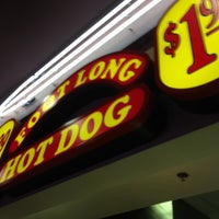 Photo taken at Footlong Hot Dog by Warren C. on 5/15/2013