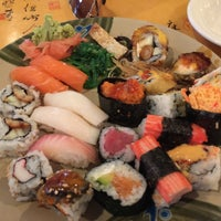 Photo taken at Ginza Japanese Buffet by Warren C. on 6/11/2015