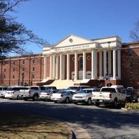 Photo taken at DeMoss Hall by Warren C. on 3/9/2013