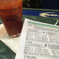 Photo taken at Palm Beach Kennel Club Poker Room by Warren C. on 6/11/2016