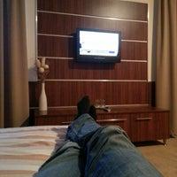 Photo taken at Hotel Medium by Tomáš R. on 4/25/2013