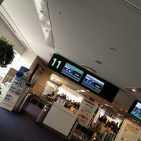 Photo taken at Gate 11 by o_no_chang on 3/31/2013