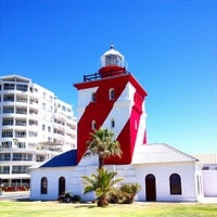 Photo taken at Green Point Lighthouse by Tatyana O. on 2/4/2015