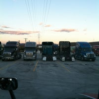 Photo taken at Prime Inc. Pittston Terminal by Michael H. on 10/20/2012