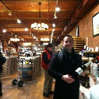 Photo taken at Chelsea Wine Vault by Vanessa V. on 3/4/2013