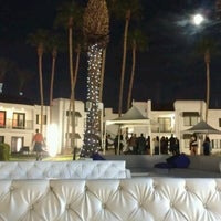 Photo taken at Addiction at Rumor Vegas Boutique Resort by Tina D. on 9/29/2012