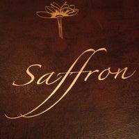 Photo taken at Saffron Indian Cuisine by Eddie A. on 11/16/2012